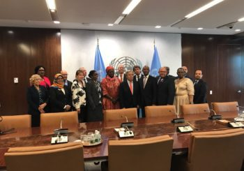 Mayor Frank Cownie Takes Message of U.S. Local Governments to UN High-Level Urban Meeting