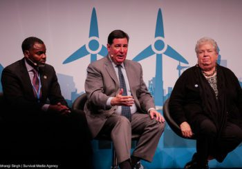 U.S. Local Elected Leaders Join Peoples Delegation for Climate Action Town Hall at COP23