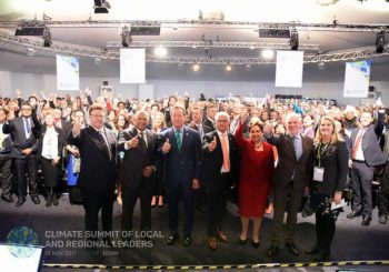 A Photo Reflection of U.S. Local Governments at COP23