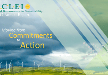 Moving from Commitments to Action: ICLEI USA 2017 Annual Report