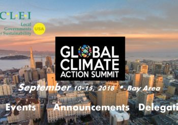 ICLEI at the Global Climate Action Summit